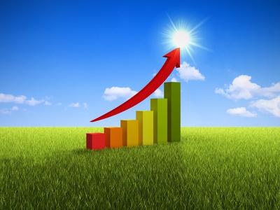3d-Balkendiagramm - Energiesparen