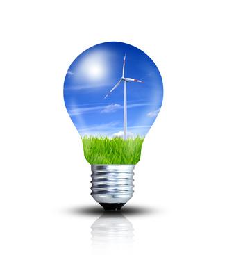Idee Windkraft